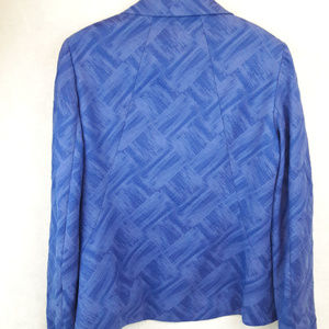 Lafayette 148 New York Jackets & Coats - Lafayette 148 Brushstroke Textured Blazer Sz 12
